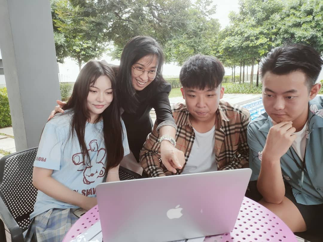Learning Malay online with Jess Chong